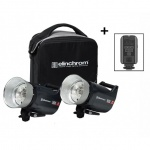 Elinchrom ELC Pro HD 500/500 2-Head Kit inc. Skyport Plus